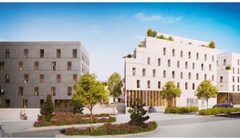 Saint-Herblain programme immobilier neuve « Variations »