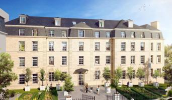 Nantes programme immobilier rénové « La Grande Maison » en loi pinel