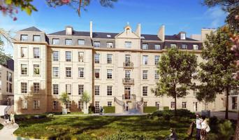 Nantes programme immobilier à rénover « La Grande Maison » en Loi Pinel ancien  (2)