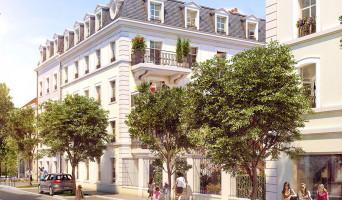 Pontoise programme immobilier rénové « Pissarro » en loi pinel
