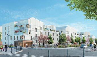Bussy-Saint-Georges programme immobilier neuve « Le Clos Guibert »