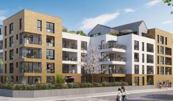 Caen programme immobilier rénové « New Hastings » en loi pinel