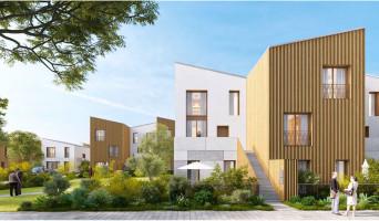 Bussy-Saint-Georges programme immobilier neuve « Le Clos des Ormes »  (2)