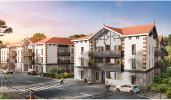 Gujan-Mestras programme immobilier neuve « Programme immobilier n°214279 »
