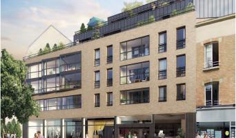 Reims programme immobilier neuve « L'Opéra »