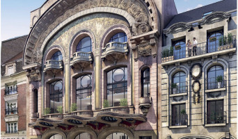 Reims programme immobilier neuve « L'Opéra »  (2)