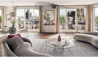 Reims programme immobilier neuve « L'Opéra »  (4)
