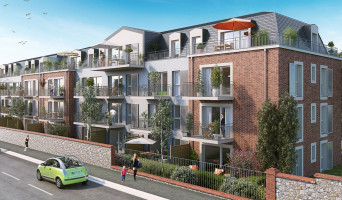 Honfleur programme immobilier neuve « Terra Nova »