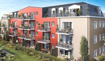 Honfleur programme immobilier neuve « Terra Nova »  (2)