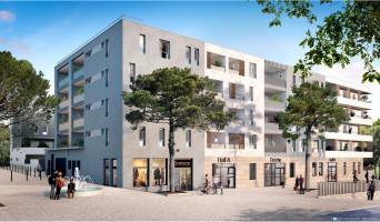 Marseille programme immobilier neuve « Perspective(s) »