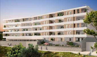 Marseille programme immobilier neuve « Perspective(s) »  (2)