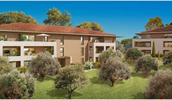 Aix-en-Provence programme immobilier neuve « Le Belmont »  (2)