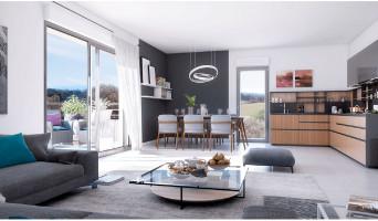 Aix-en-Provence programme immobilier neuve « Le Belmont »  (3)
