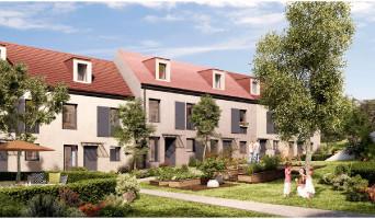 Mennecy programme immobilier neuve « L'Echappée Belle »