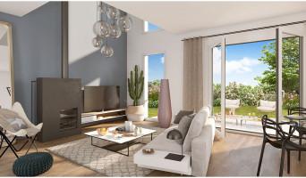 Mennecy programme immobilier neuve « L'Echappée Belle »  (2)