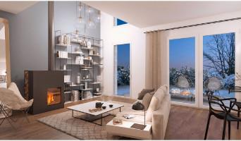 Mennecy programme immobilier neuve « L'Echappée Belle »  (3)