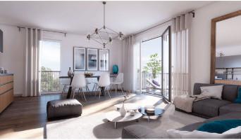 Mennecy programme immobilier neuve « L'Echappée Belle »  (4)