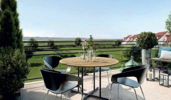 Étaples programme immobilier neuve « Les Terrasses de la Baie »  (3)
