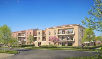 Hyères programme immobilier neuve « Les Jardins de la Bayorre »