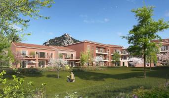 Hyères programme immobilier neuve « Les Jardins de la Bayorre »  (2)