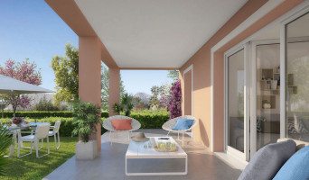 Hyères programme immobilier neuve « Les Jardins de la Bayorre »  (3)
