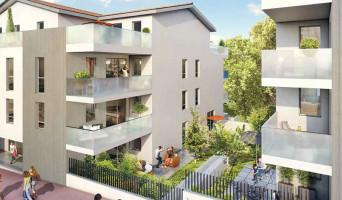 Irigny programme immobilier neuve « Monts Village »  (2)