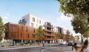 Nancy programme immobilier neuve « ED'N Green »