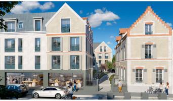 Verneuil-sur-Seine programme immobilier neuve « Les Quatre Saisons »