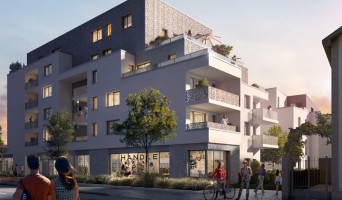 Schiltigheim programme immobilier neuve « Le Mediatik »
