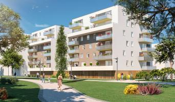 Mulhouse programme immobilier neuve « L'Escale »