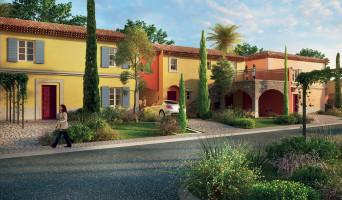 Grimaud programme immobilier neuve « Les Jardins d'Adélaïde » en Loi Pinel