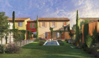 Grimaud programme immobilier neuve « Les Jardins d'Adélaïde » en Loi Pinel  (2)