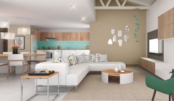 Grimaud programme immobilier neuve « Les Jardins d'Adélaïde » en Loi Pinel  (3)