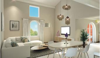 Grimaud programme immobilier neuve « Les Jardins d'Adélaïde » en Loi Pinel  (4)