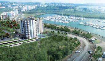 Fort-de-France programme immobilier neuve « Bleu Horizon »  (3)