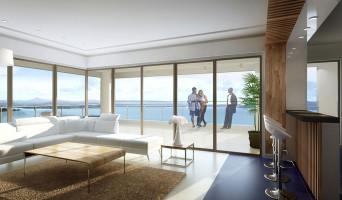 Fort-de-France programme immobilier neuve « Bleu Horizon »  (4)