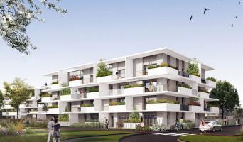Villeneuve-d'Ascq programme immobilier neuve « Domaine de Montalembert II »