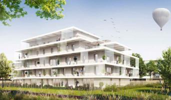 Villeneuve-d'Ascq programme immobilier neuve « Domaine de Montalembert II »  (2)