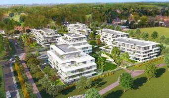 Villeneuve-d'Ascq programme immobilier neuve « Domaine de Montalembert II »  (4)