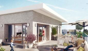 Villeneuve-d'Ascq programme immobilier neuve « Domaine de Montalembert II »  (5)