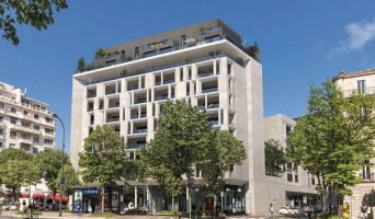 Marseille programme immobilier neuve « Programme immobilier n°214344 »