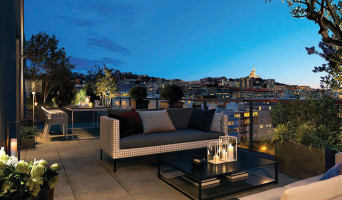 Marseille programme immobilier neuve « Programme immobilier n°214344 »  (4)