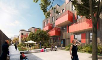 Brétigny-sur-Orge programme immobilier neuve « Les Herbes Folles » en Loi Pinel