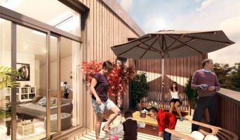 Brétigny-sur-Orge programme immobilier neuve « Les Herbes Folles » en Loi Pinel  (2)