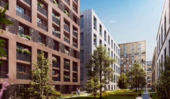 Bordeaux programme immobilier neuf « Coeur Saint Germain » en Loi Pinel