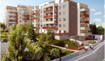 Clermont-Ferrand programme immobilier neuve « Les Hauts de L'Oradou »