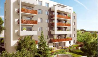 Clermont-Ferrand programme immobilier neuve « Les Hauts de L'Oradou »  (2)