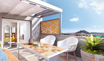 Clermont-Ferrand programme immobilier neuve « Les Hauts de L'Oradou »  (3)