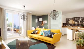 Clermont-Ferrand programme immobilier neuve « Les Hauts de L'Oradou »  (4)