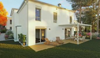 Lyon programme immobilier neuve « Secret de Jade »
